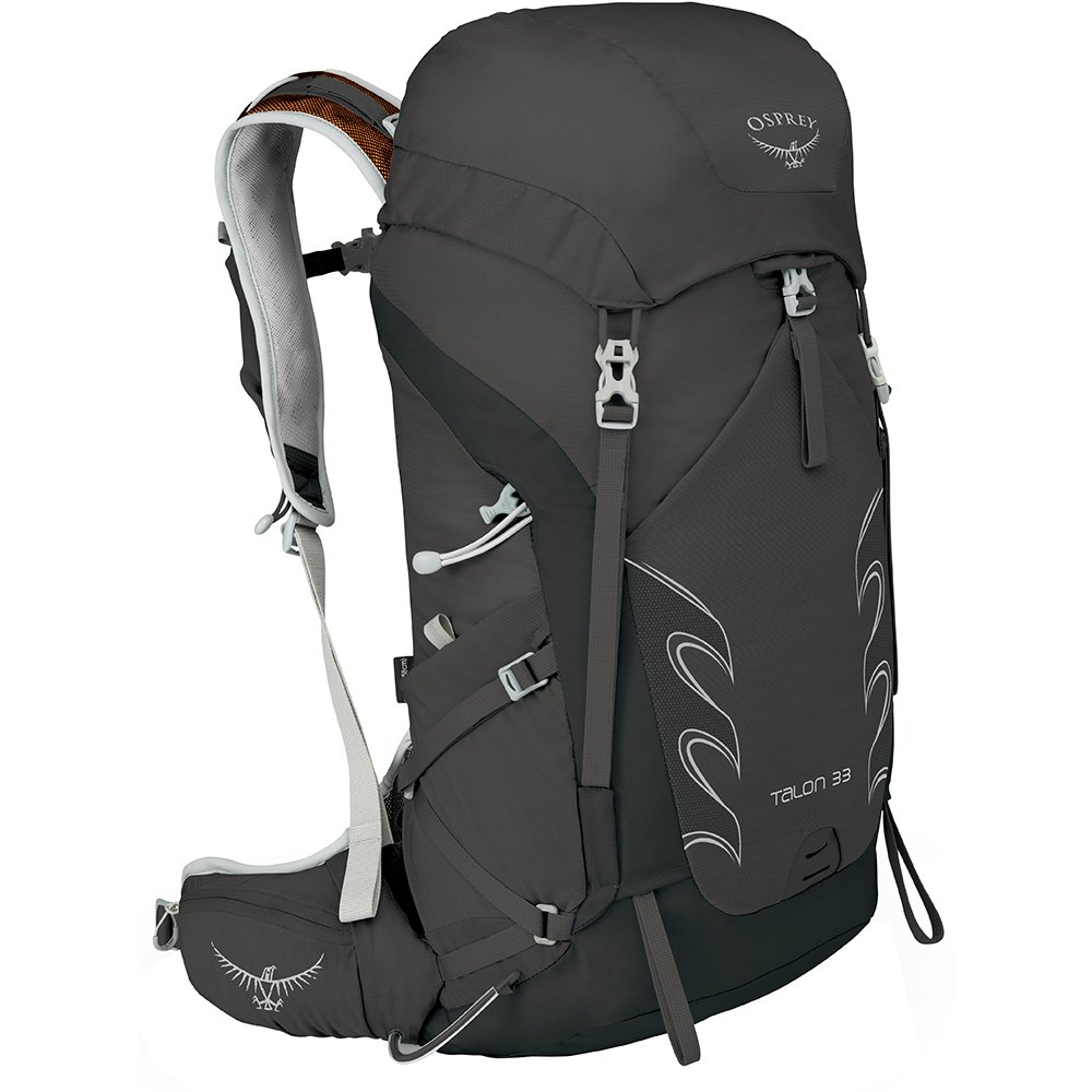 Osprey Backpack Talon 33 Black Overview