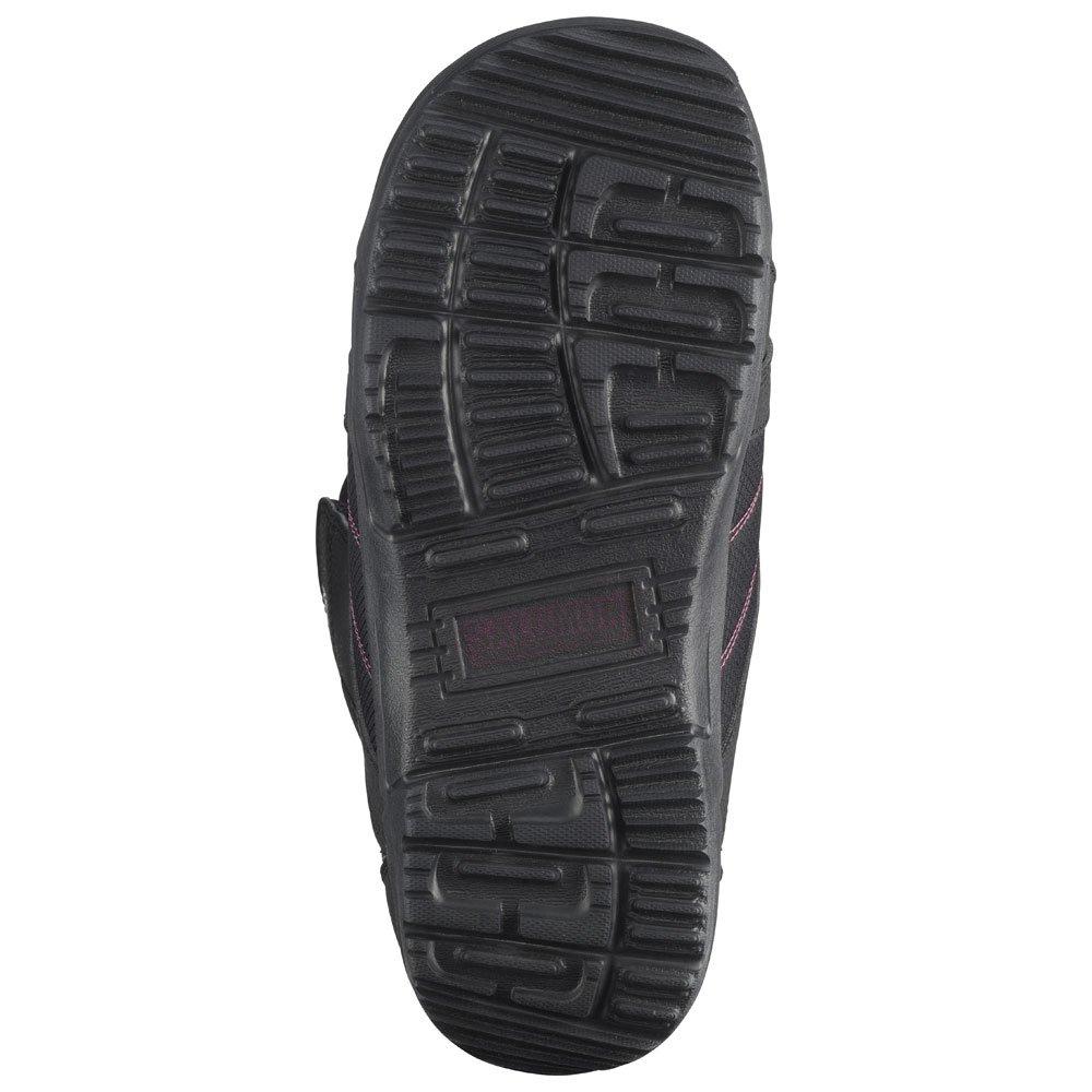 Boots Salomon Scarlet Black