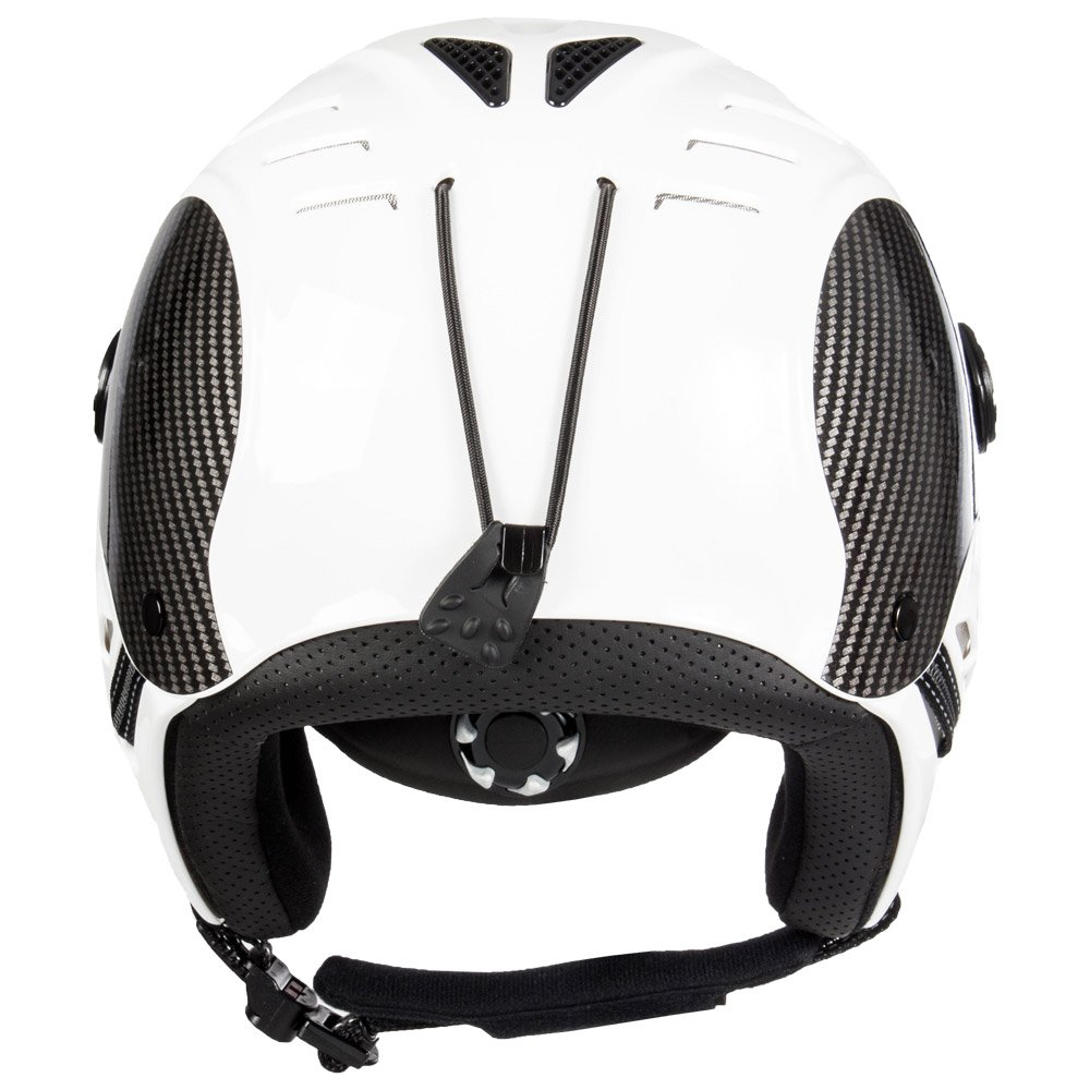 Diezz Visor helmet Louna 2 Ventury Carbon White Activilux ML Blue Cat 1-3 Front