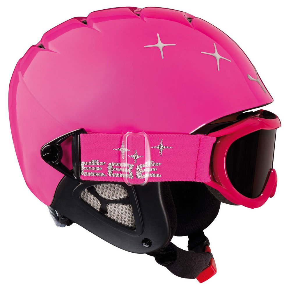 great prices best sneakers fashion style Helmet Cebe Twinny Pink Star