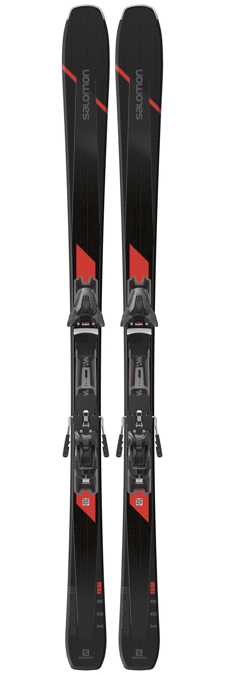 Salomon XDR 80 Ti+Z12 GW F80