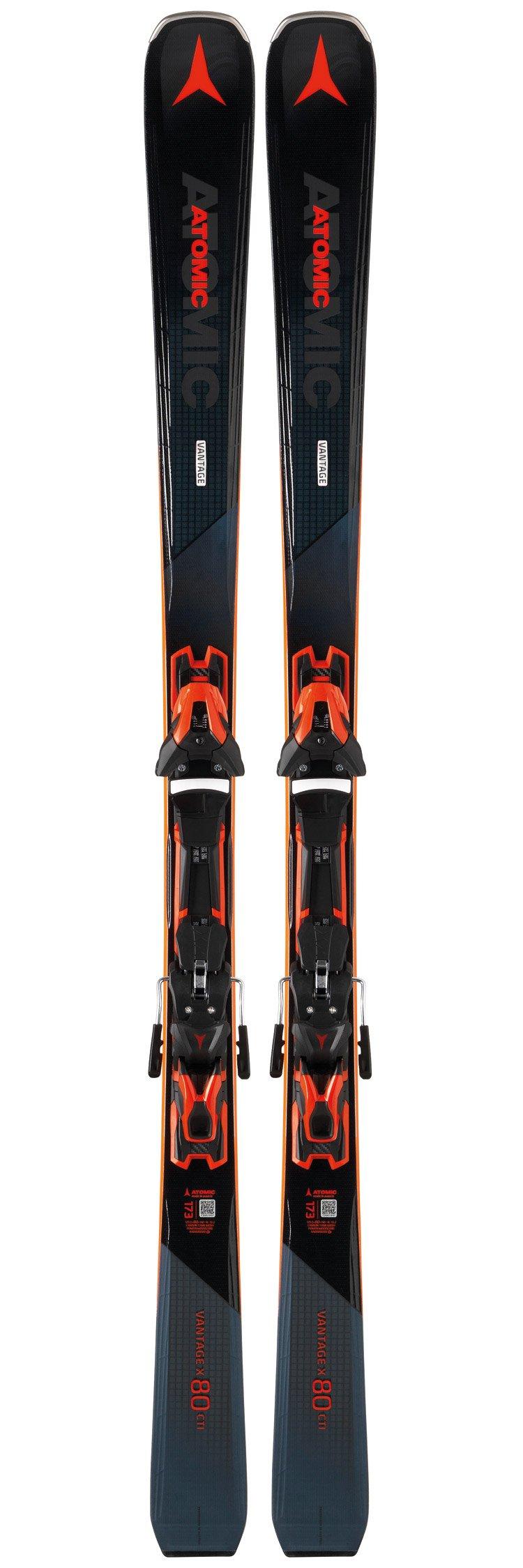 Pack Ski Alpin Vantage X 80 CTI + Fix