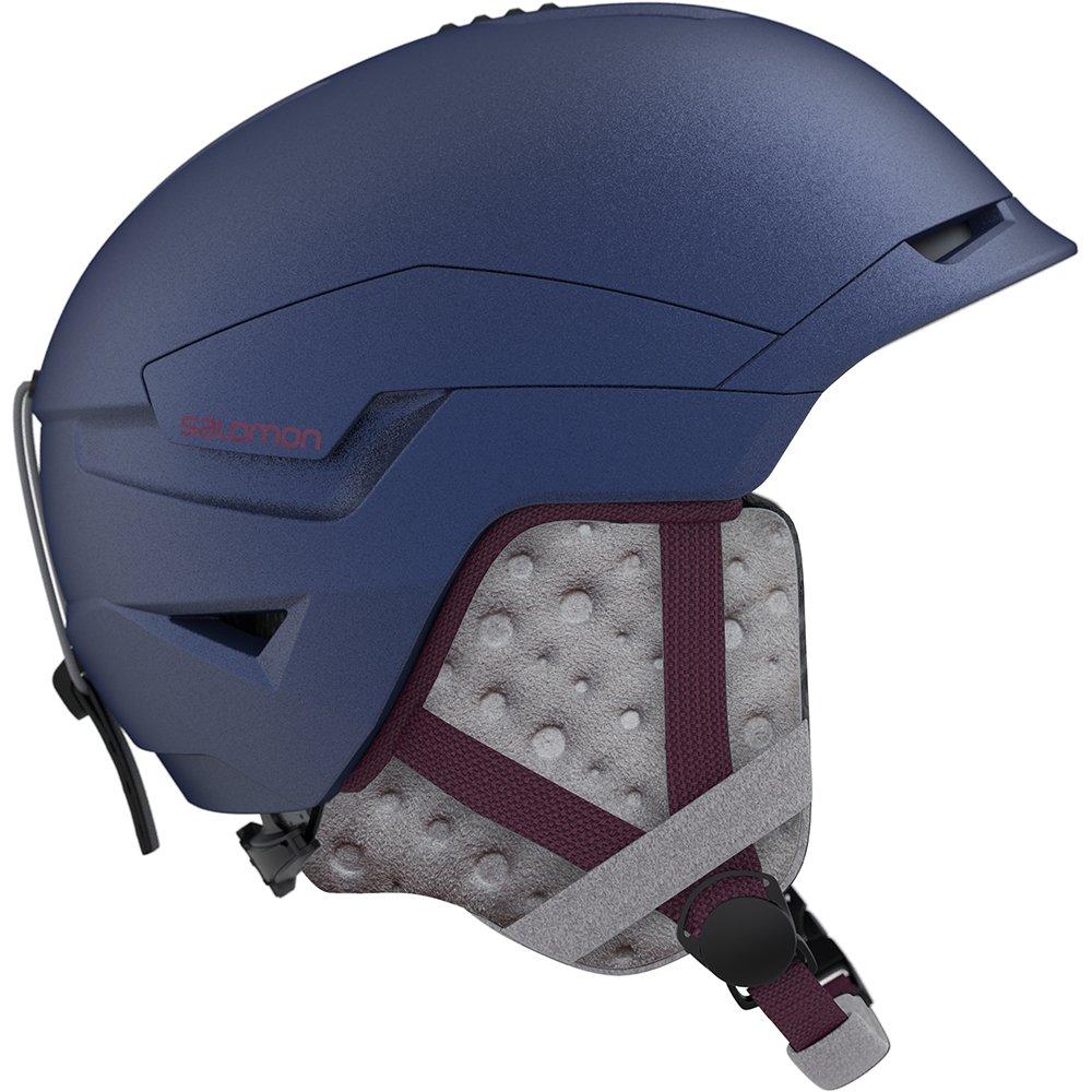 Helmet Salomon Quest Access W Wisteria Navy