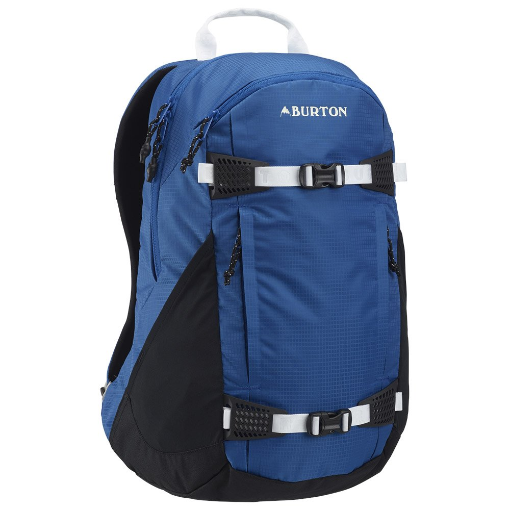 Burton Backpack Day Hiker 25l Classic Blue Ripstop General View