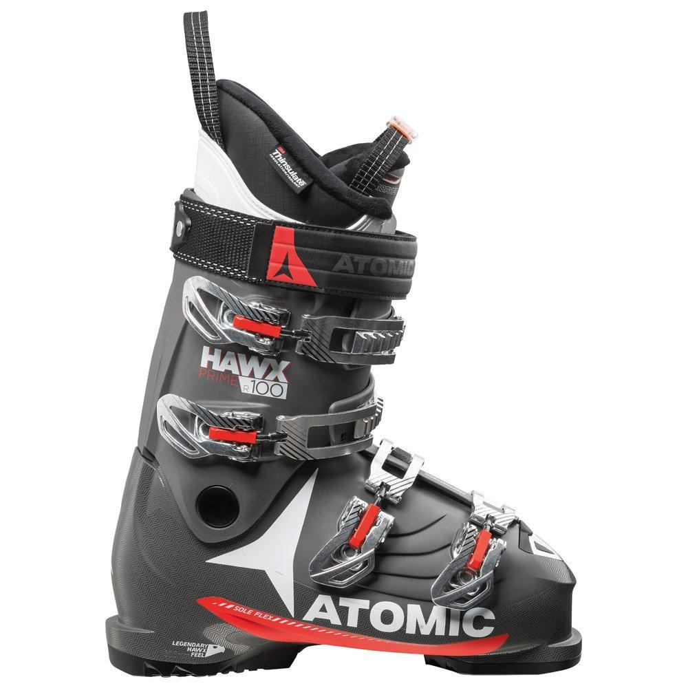 Chaussure Prime Black Hawx Atomic de R100 ski Red Anthracite CBoWxedr
