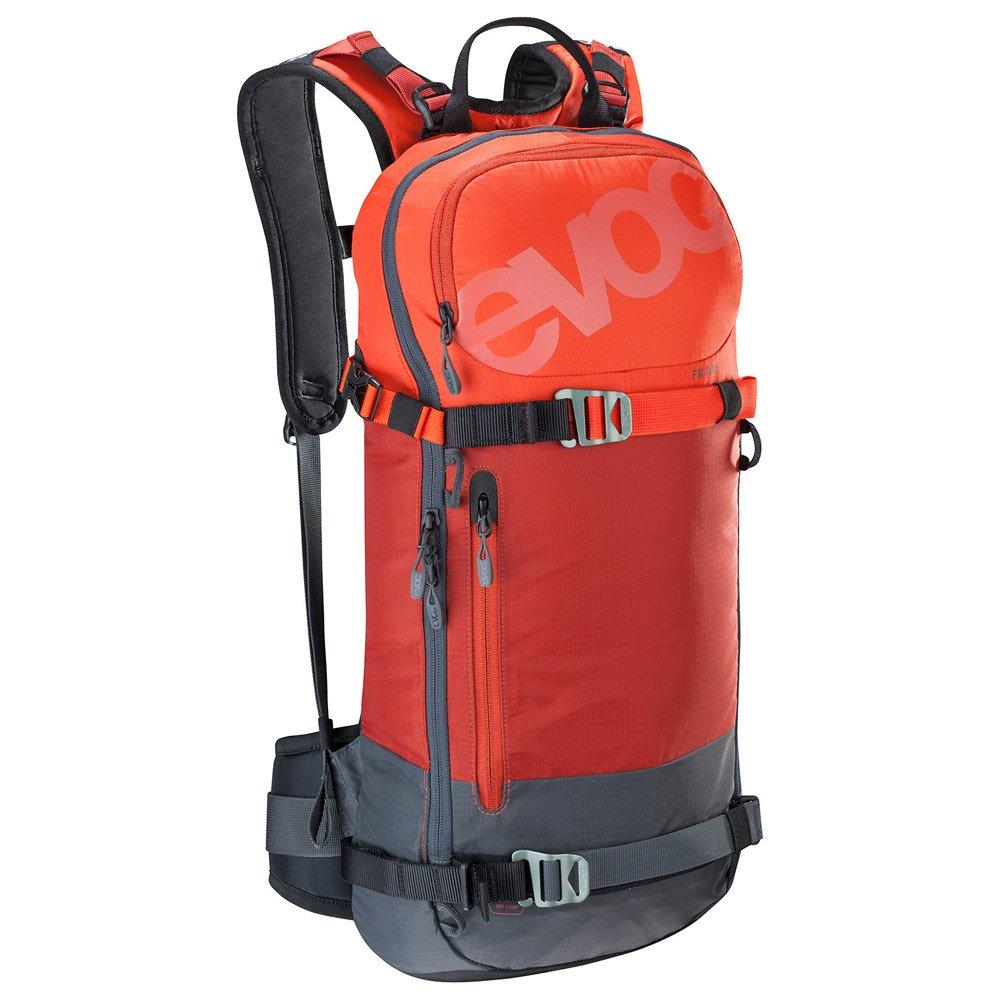 haut fonctionnaire bien design professionnel Sac à dos Evoc Fr Day 16l Red Carbon