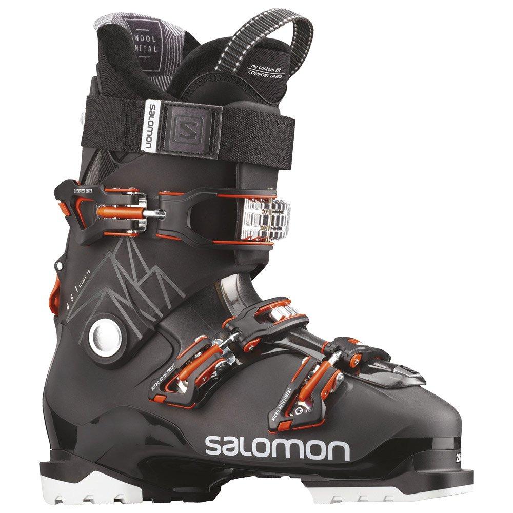 Chaussure de ski Salomon Qst Access 70 Black Anthracite