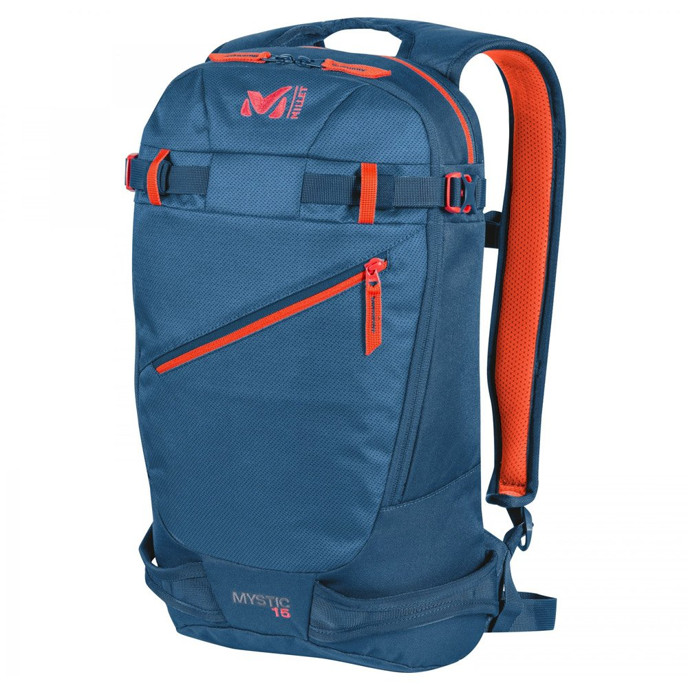 Millet Backpack Mystic 15 Poseidon Overview