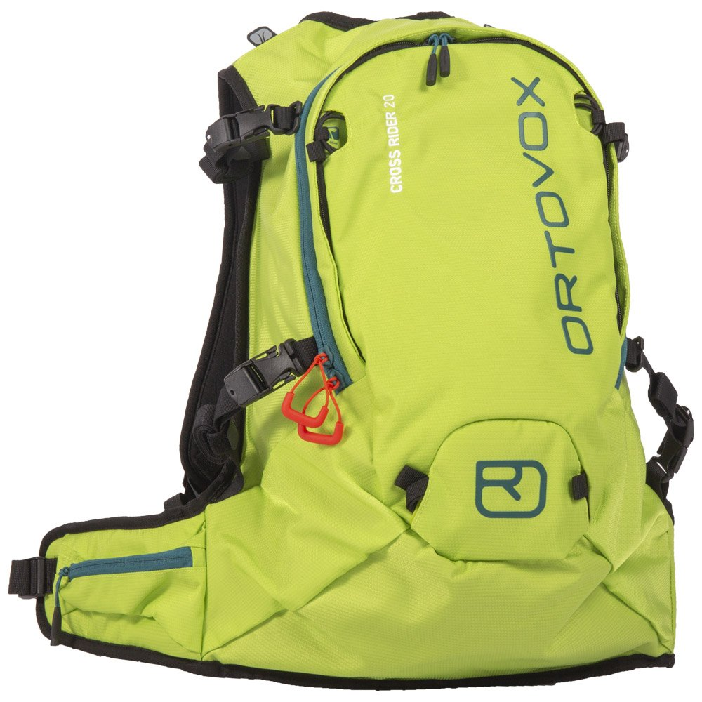 100% authentique 82b18 0c6f5 Sac à dos Ortovox Cross Rider 20l Happy Green