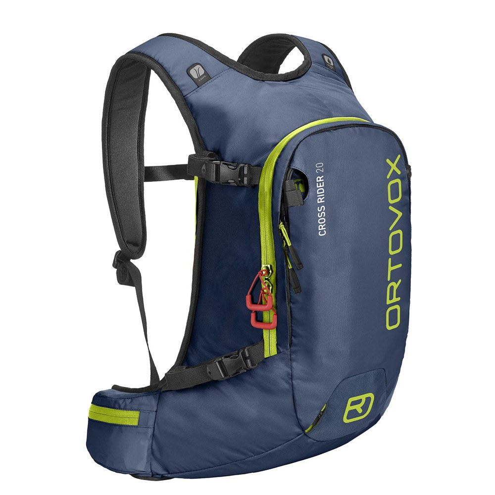 Ortovox Backpack Cross Rider 20L Night Blue Overview