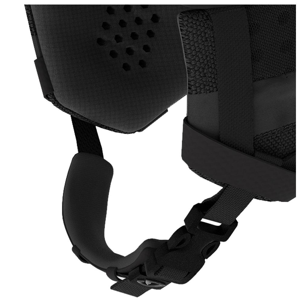 Giro Helmet Jackson Mips Mat Graphite Detail-01