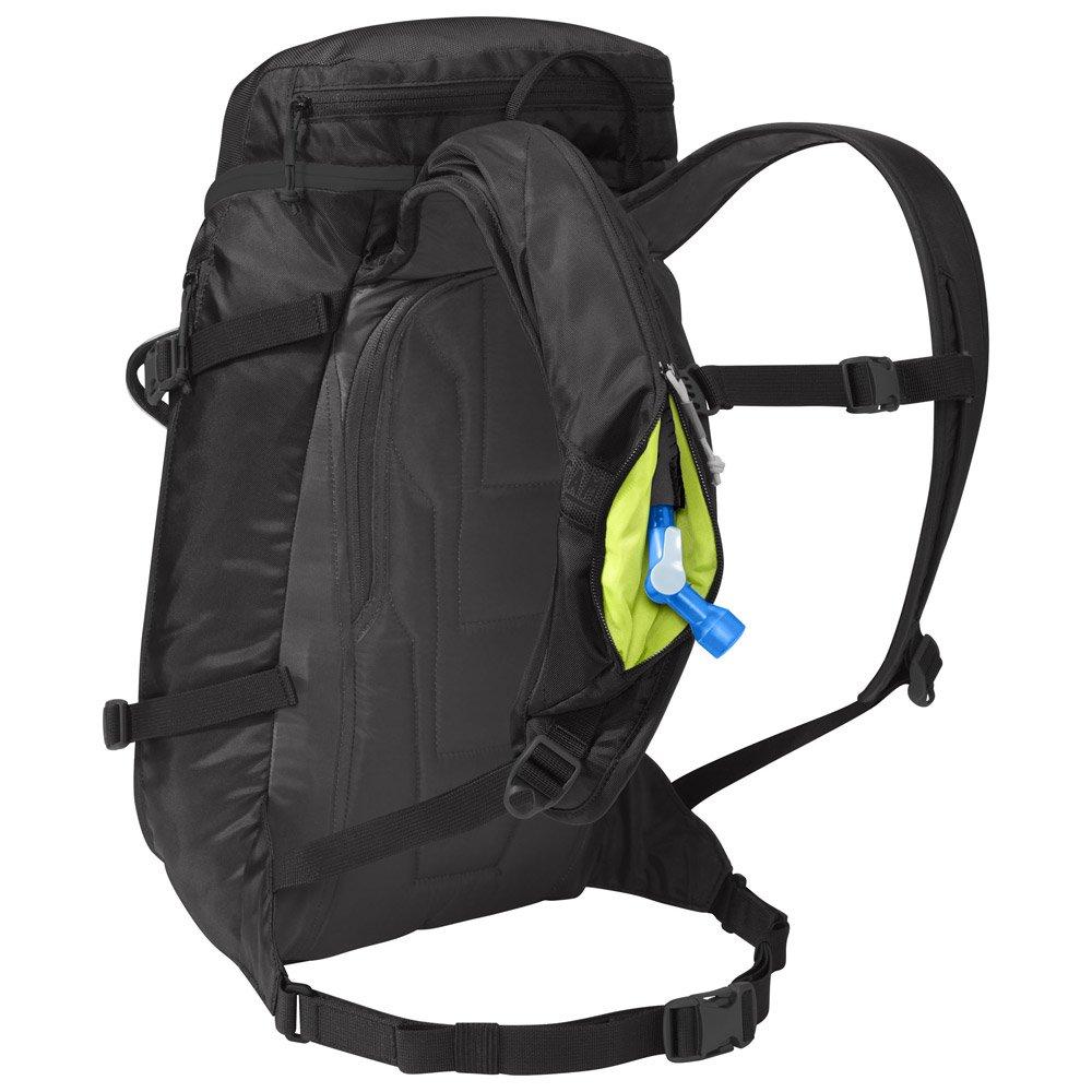 Camelbak Hydration Bag Snoblast 2l Black Rear