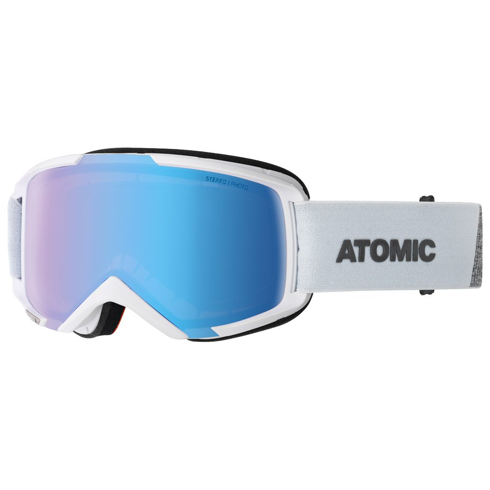 Atomic Goggles Savor Photo White Blue Photochromic General View