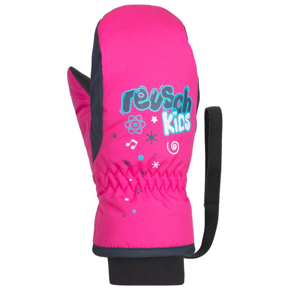 prix rechercher le meilleur livraison rapide Kids Mitten Pink Glo