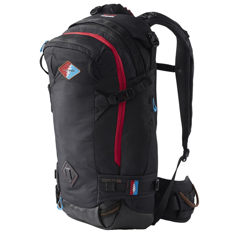 Dakine Backpack Team Poacher Ras 26l Benchetler Grateful Dead Side