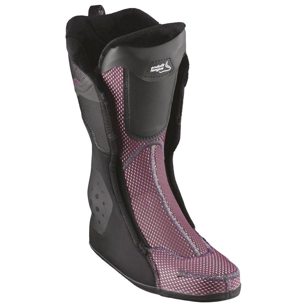 Botas de esquí Salomon Qst Pro 110 Tr W Black Invierno