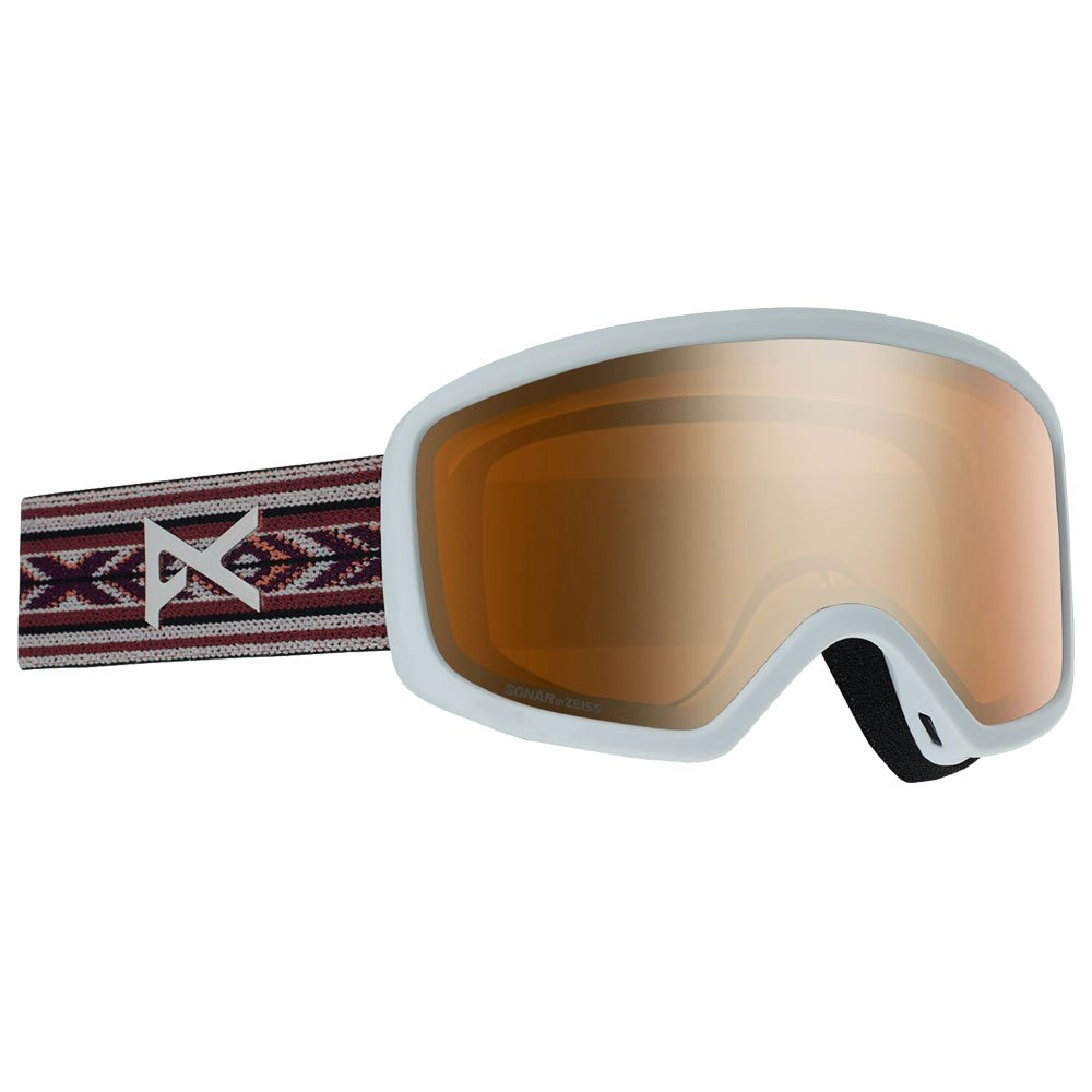 masque facial ski rigide