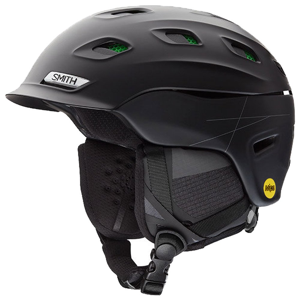 Smith Helmet Vantage M Mips Matte Black Overview