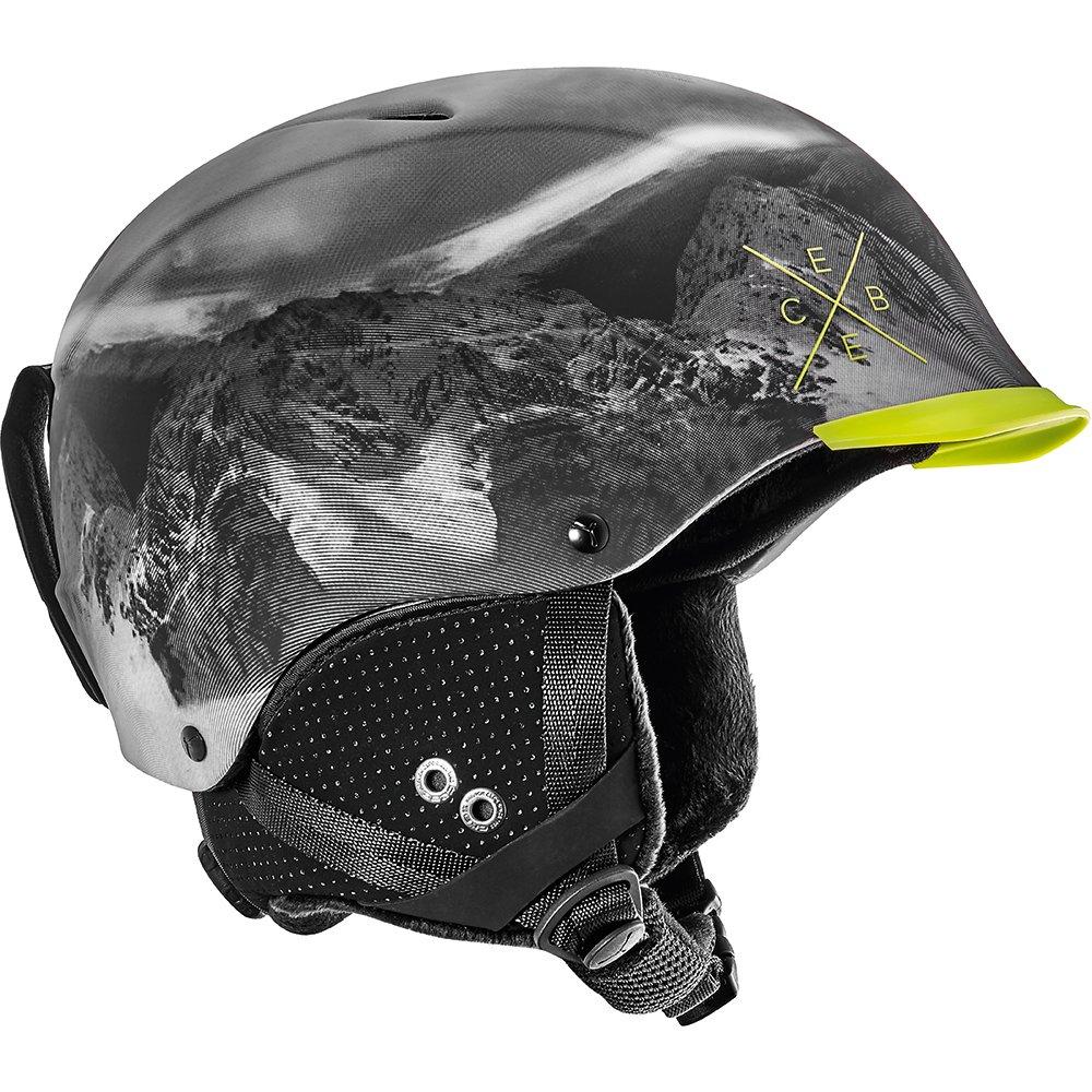 new design innovative design best prices Helmet Cebe Contest Visor Pro Lime Mountain