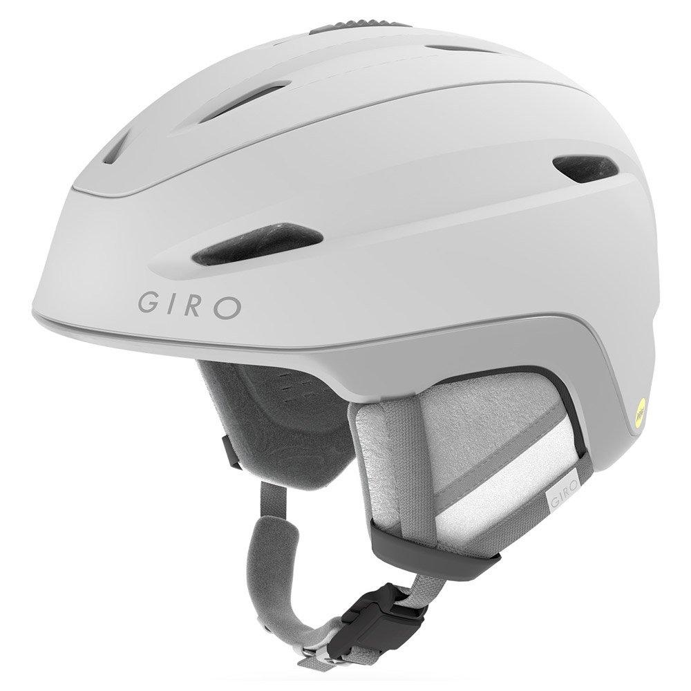 Giro Helmet Strata Mips Matte White General View