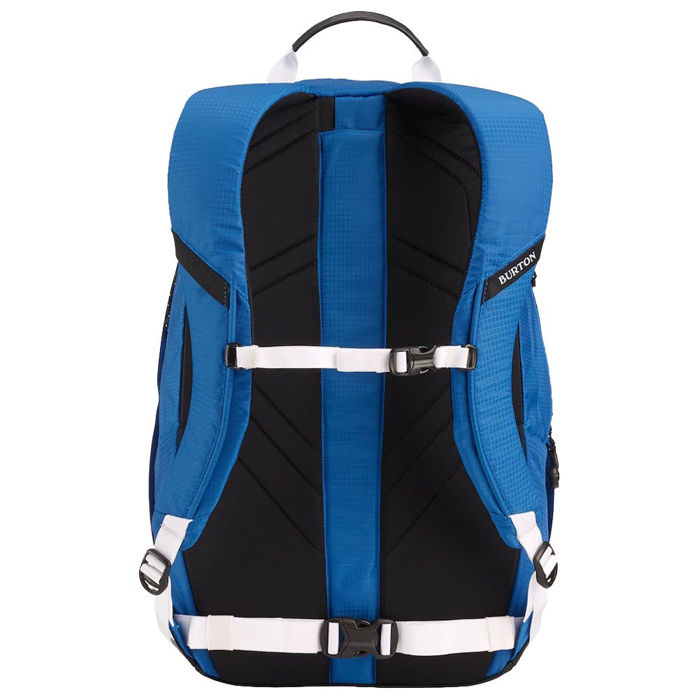 Burton Backpack Day Hiker 25l Classic Blue Ripstop Rear