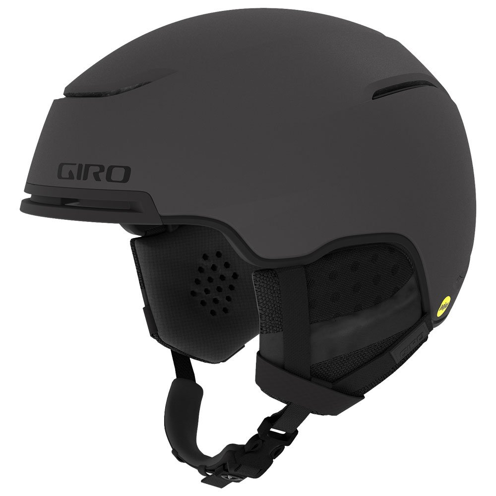 Giro Helmet Jackson Mips Mat Graphite General View
