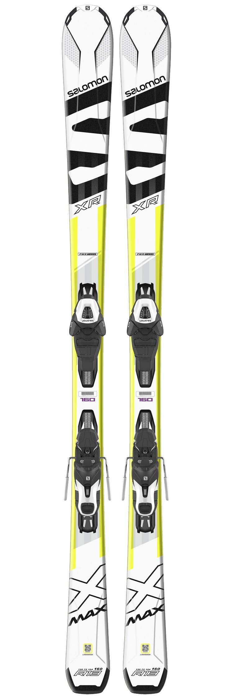Alpiene ski Salomon X Max Xr