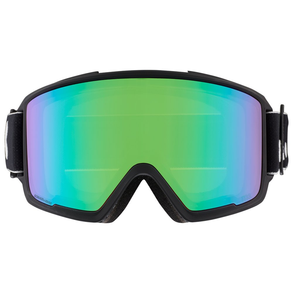 Anon Goggles M3 Mfi With Spare Black Sonar Green + Sonar Infrared Face