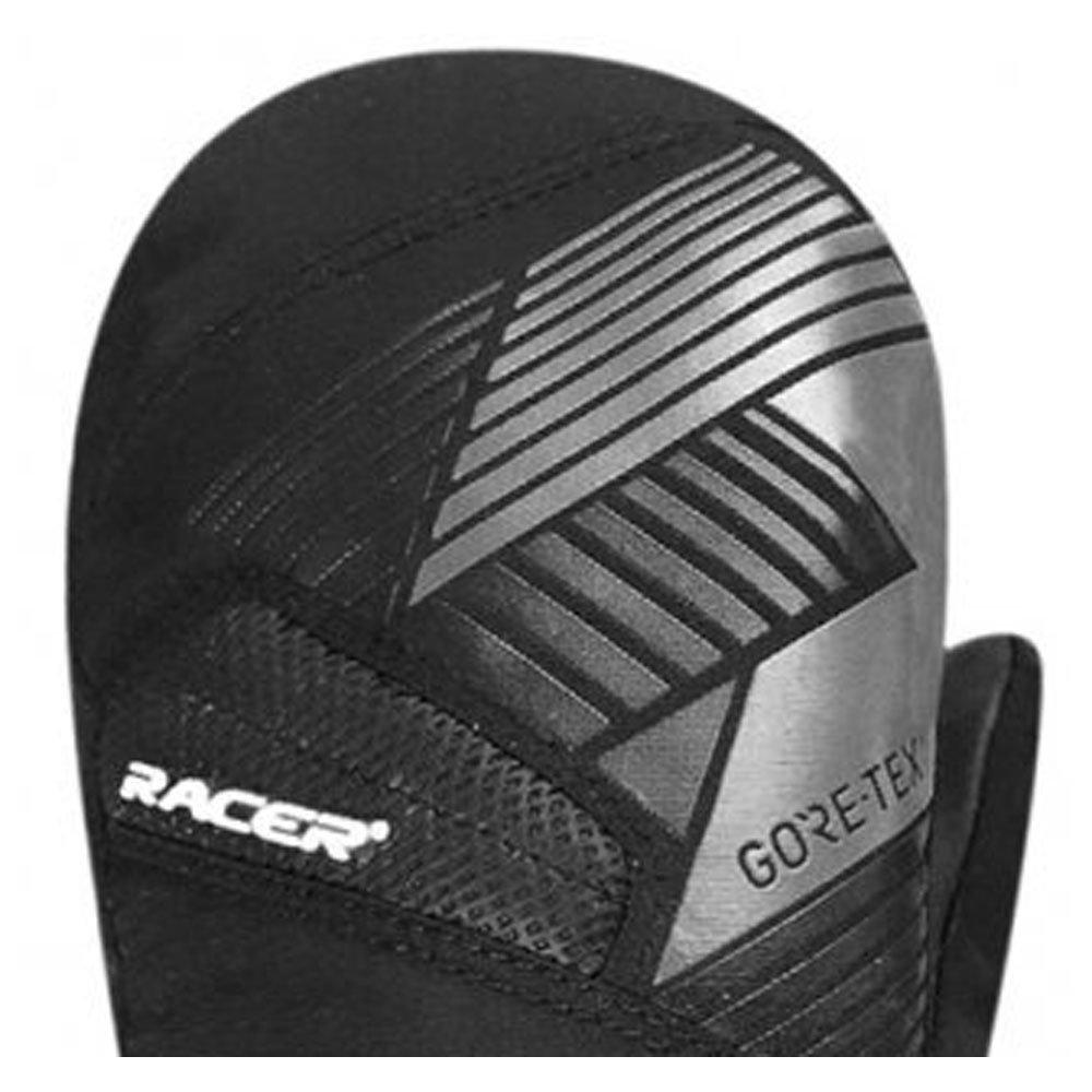 liquidation à chaud chaussures élégantes livraison gratuite Moufle Racer Miga 3 Black Black