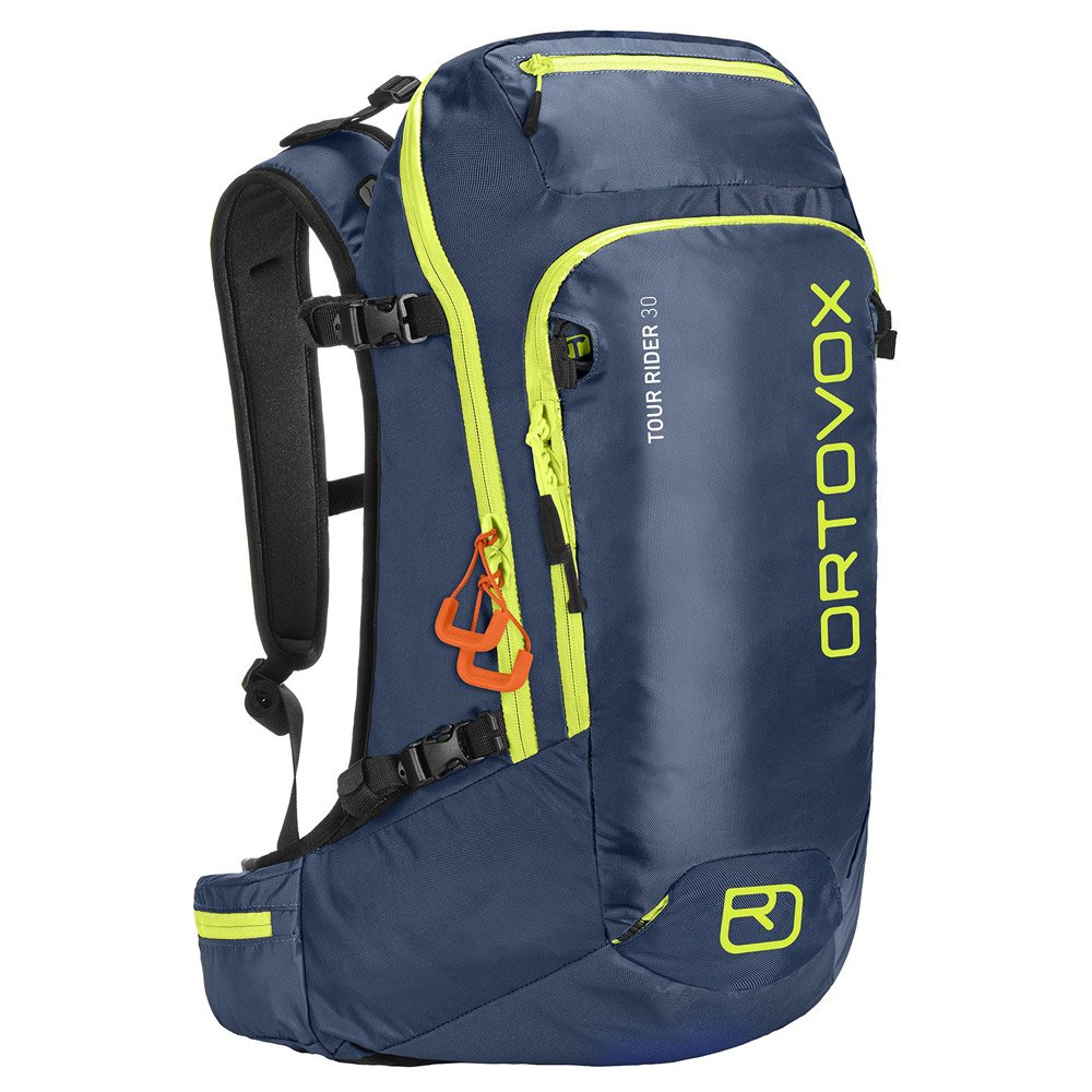 Ortovox Backpack Tour Rider 30L Night Blue Overview