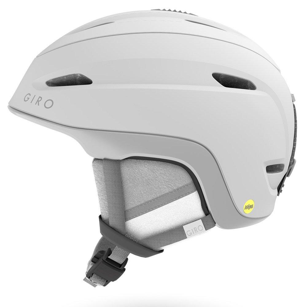 Giro Helmet Strata Mips Matte White Side