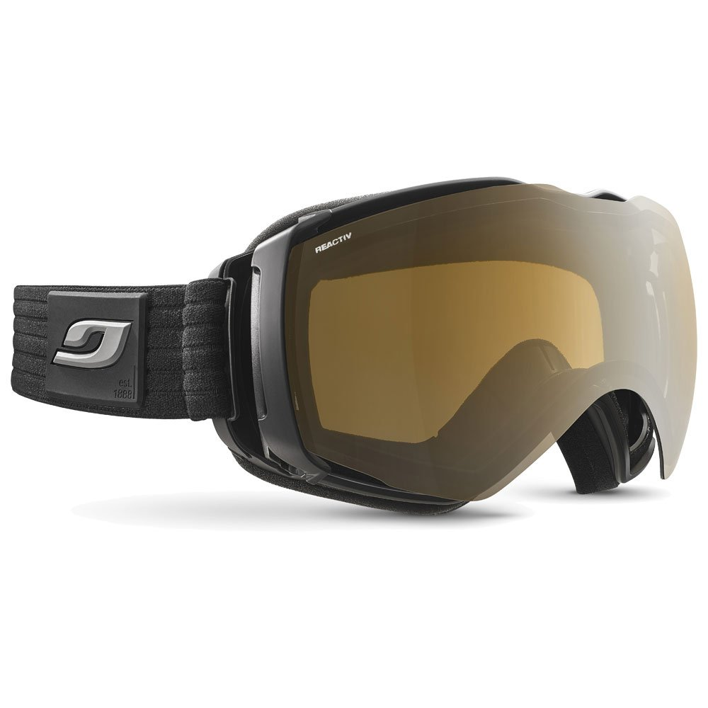 Julbo Goggles Aerospace Otg Noir Reactiv High Mountain Detail-1