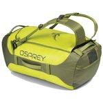 Osprey Reisetasche Transporter 65 Sub Lime Präsentation