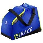 Salomon Housse Chaussure Extend Max Gearbag Race Blue Neon Yellow Scfl Présentation