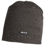 Bula Bonnet Geo Printed Wool Olive Présentation