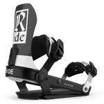 Ride Fix Snowboard A-10 Classic Black Black Présentation