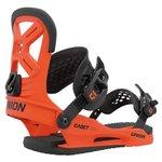 Union Fijaciones snowboard YOUTH CADET PRO Orange Presentación