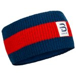 Bjorn Daehlie Hoofdbanden noordse ski Headband Retro High Risk Red Voorstelling