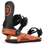 Ride Binding snow C-2 Orange Black Voorstelling