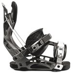 Flow Snowboard Binding Nx2 Gunmetal Overview