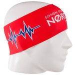 Simon Fourcade Nordic Bandeau Nordique Simon Heart Rate Norway  Dos