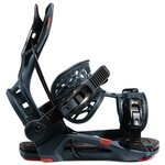 Flow Snowboard Binding Fenix Petrol Red Overview