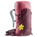 Deuter Backpack Speed Lite 24 SL Bordeaux/Rouge cardinal Overview