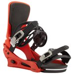 Burton Fix Snow Cartel Bright Red Devant