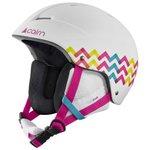 Cairn Helmet Andromed J Mat White Lolipop Overview