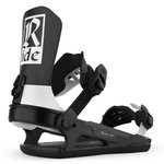 Ride Fix Snowboard C-8 Classic Black Black Présentation