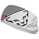 Dynafit Bandeau Graphic Performance Headband Nimbus/0910/striped Présentation