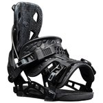 Flow Snowboardbindung Nx2 Black Präsentation