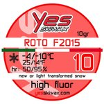 Yes Skiwax Roto Wax Roto F2015 10 10gr General View