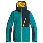 Quiksilver Ski Jacket Cordillera Everglade Overview